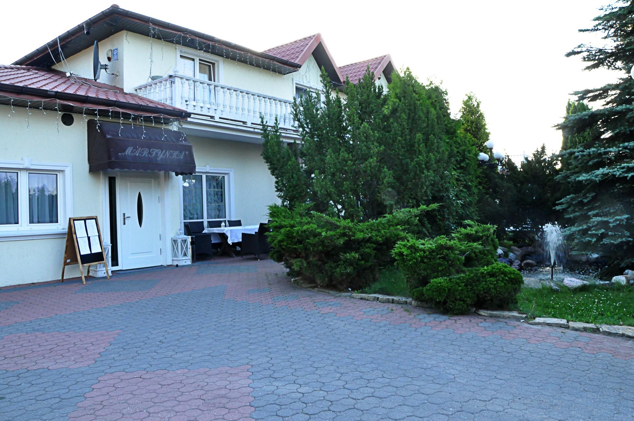Sala ZAMECZEK BIESIADNY